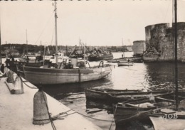 Concarneau - Le Nouveau Port -cpsm Grand  Format - Scan Recto Verso - Concarneau