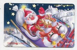 TK 11414 CHRISTMAS -  Japan - 231-020 - Kerstmis