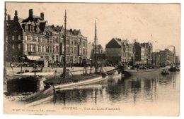 ANVERS - Vue Du Quai Flamand - Antwerpen