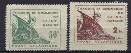 FRANCE - Saint-Nazaire FAUX - Kriegsausgaben