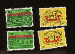 423 Et 425 Ø.  Bonne Qualité . Cote 4,50 X 2 - 1952-....
