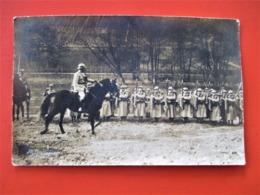 BAD KREUZNACH - Photo Does & Sohne - Manoeuvre De L' Armée Francaise - Revue Des Troupes - Vers 1925 - Bad Kreuznach