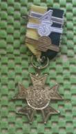 Medaille :Netherlands  - D.T.S Voetbalclub Uit Ede / Vintage Medal - Walking Association - Niederlande