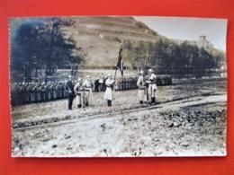 BAD KREUZNACH - Photo Does & Sohne - Manoeuvre De L' Armée Francaise - Remise Décoration Devant Les Troupes - Vers 1925 - Bad Kreuznach