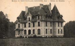 NANTEUIL LE HAUDOIN ( 60 ) - Chateau De Droizelles - Nanteuil-le-Haudouin