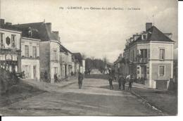 72 - Coemont  (près Château-du-Loir) - Le Centre - France
