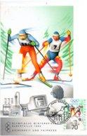 JO 1992 ALBERVILLE - Jeux Olympiques