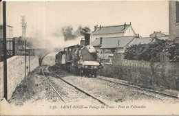 SAINT ROCH . PASSAGE DU TRAIN . PONT DE VALBOURDIN - Toulon
