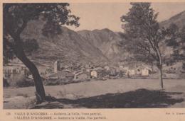 VALLEES  D'ANDORRE   ANDORRE LA VIEILLE . Vue Partielle - Andorra