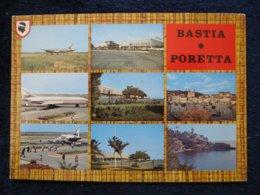 Multipic Card, Bastia Poretta Airport, Corse Island, France - Aérodromes