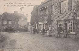 GUILBERVILLE (la Rue Principale) - Francia
