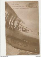 62 L AS DES AS LE CAPITAINE GUYNEMER EN ROUTE POUR UNE NOUVELLE VICTOIRE CPA BON ETAT - Aviateurs