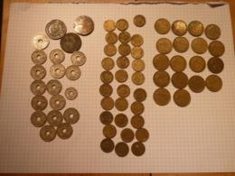 Lot De Monnaie Française Ancienne - Vrac - Monnaies