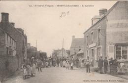 ANNEVILLE EN SAIRE ( Le Carrefour) - Sonstige Gemeinden