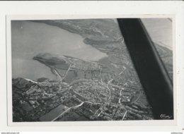 ISTRES  VUE AERIENNE  CPA BON ETAT - Aérodromes
