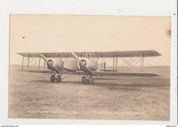 AEROPLANE GAUDRON TYPE C 21 TORPEDO PARIS BRUXELLES - 1919-1938: Entre Guerres