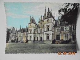 Huismes. Chateau De La Ville Au Maire. Aignan Et Bernard 2 - France