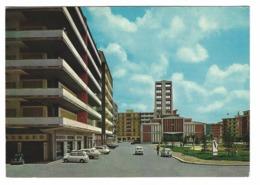 864 - AREZZO PIAZZA GIOTTO 1970 ANIMATA - Arezzo