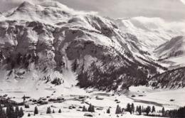 Lech Am Arlberg * Gesamtansicht, Winter, Gebirge, Tirol, Alpen * Österreich * AK910 - Lech