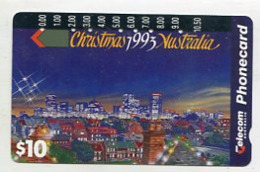 TK 11475 CHRISTMAS - Australia - Tamura - Kerstmis