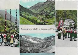 AK 0327  Mur In Lungau - Samsun , Prangerstangen / Verlag Glantschnigg Um 1969 - Tamsweg
