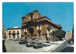 873 - SCIACCA AGRIGENTO LA CATTEDRALE 1960 CIRCA - Altre Città