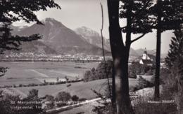 Jenbach Und St. Margarethen * Rofan, Gesamtansiciht, Gebirge, Tirol, Alpen * Österreich * AK913 - Jenbach