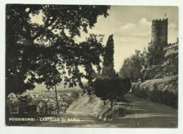 POGGIBONSI - CASTELLO DI BADIA - NV FG - - Siena