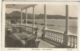 POLLENSA MALLORCA ESCRITA - Mallorca