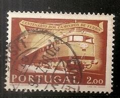PORTUGAL  N°  833       OBLITERE - Oblitérés