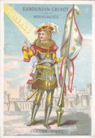 CHROMO Fin 19° Siècle - JEANNE D'ARC - RABOURDIN GRIVOT Fondée En 1806 à Orléans Au 52 & 54 Rue Royale - Other
