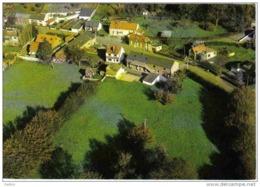 """Carte Postale   59.  Rousies  Le Centre Aéré  """"Les Sablons"""" Et Le Village Vue D'avion - Unclassified"""