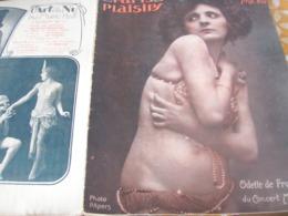 PARIS PLAISIRS 33 /CONCERT MAYOL /CASINO PARIS /FOLIES BERGERES / - Books, Magazines, Comics