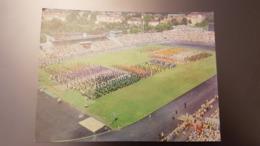 Lithuania. VILNIUS. CENTRAL  STADIUM - STADE - Field . OLD USSR PC - 1976 Rare! - Stades