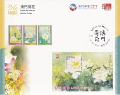 Macau 03/06 2019 CTT - 1999-... Chinese Admnistrative Region