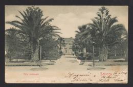 16973 Sciacca - Villa Comunale F - Agrigento