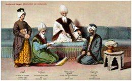 Madjmouï Teçavir (Collection De Costumes) - Turquie