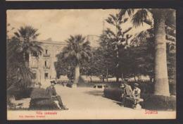 16978 Sciacca - Villa Comunale F - Agrigento