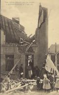 Une Maison Détruite Par Une Bombe à Differdange,le  5 .5..1917  -  Edit. Théo Wirol,Luxembourg-Gare - 1914-18