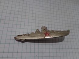 La Russie Marine. Le Commandant Du Navire. - Russia