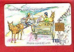 Chip Phonecard     MINT - Antillen (Nederlands)