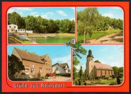 C8153 - TOP Reinsdorf - Verlag Bild Und Heimat Reichenbach - Allemagne
