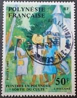 DF50500/697 - 1984 - POLYNESIE FR. - N°223 ☉ - Oblitérés