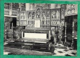 Dinant église Collégiale 13e S. Maître-Autel Retable à Volets Style Gothique 19e S. 2scans - Dinant