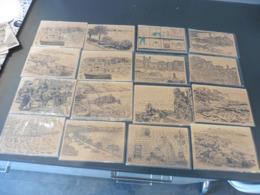 LOT  DE   25  CARTES  POSTALES   EN  LIEGE  UR  LA  CORSE - 5 - 99 Postkaarten