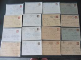 LOT  DE  32    CARTES  POSTALES   VOIR  PHOTO - 5 - 99 Cartes