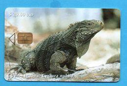 CUBA  Chip Phonecard - Kuba