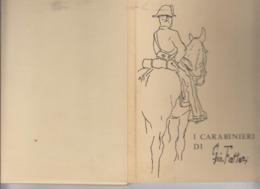 Carabinieri Collezione Completa Illustrata Fattori  18 Cartoline - Regiments