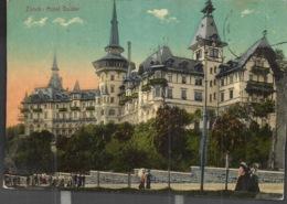 Zurich Hotel Dolder 1910 - ZH Zurich