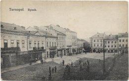 Ukraine - Tarnopol Rynek  ( Animation ) - Ukraine